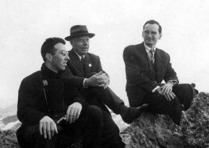 Pere Pascual de Sans, Josep Pascual Vila i Josep Castells Guardiola (1955).