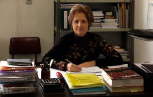 Isabel Esteve UAB (2015) Font: Arxiu familiar